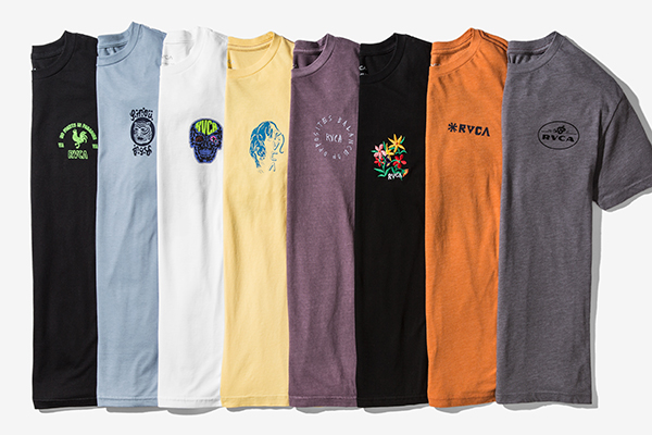 6891878bd287 Mens T Shirts, Tees & more | RVCA
