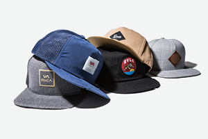 d5228f89d5478b Mens Hats, Caps & more | RVCA