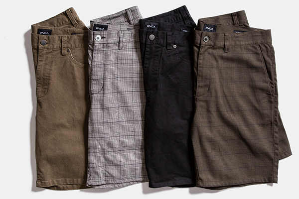ca879169cc Mens Shorts, Chino, Elastics & more | RVCA